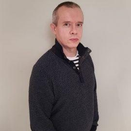 Jan Nummelin, varhaiskasvatuksen opettaja (sosionomi, AMK)